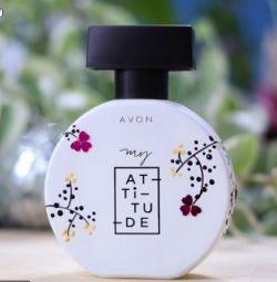Avon My Attitude Eau de Toilette 50 ml