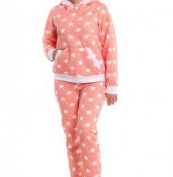 Costum feminin Api Coral Star (pantaloni)