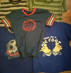 Used T-shirts
