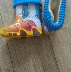 Rubber boots for children demar