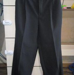 Classic Trousers