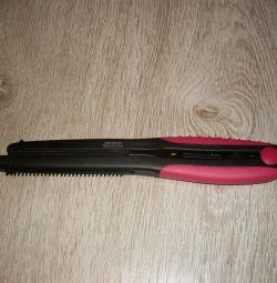 Расчeска выпрямитель волос