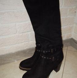 Νέες μπότες, 40τ