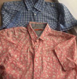 2 cămașă pentru bărbați