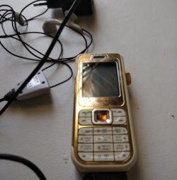 Telefon + încărcare + căști!