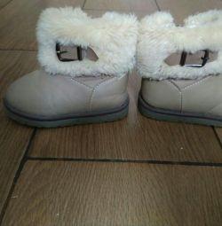 черевики зима