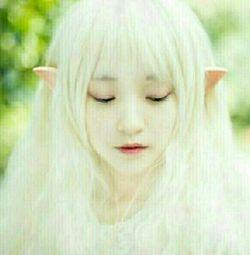 Urechi pentru costum Elf Fairy