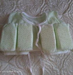 Swimming vest for babies