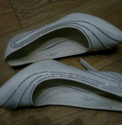 Παπούτσια για γάμο 39