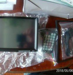 Radio cassette recorder 7020-7021G with navigator, 7