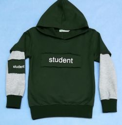 New Hoodie (Cotton)
