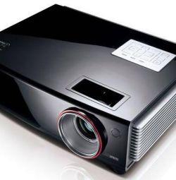 BenQ SP870 projektör çok parlak 5000 lümen
