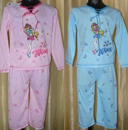 """Pijamale """"Aripile"""" p. 122.128"""