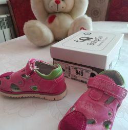 Sandale BabyGo 22 noi