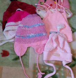 Children's hats.