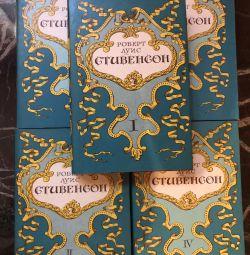 Книги Стивенсон 5 томов