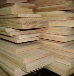 Edged board GOST Pine