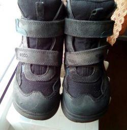 πάνινα παπούτσια χειμώνα 35 rr