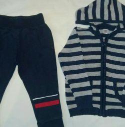 Комплект одежды 86 р.