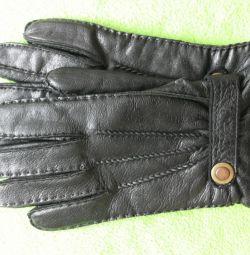 Перчатки мужские кожаные2 Германия