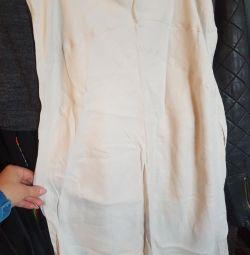 Flax skirt