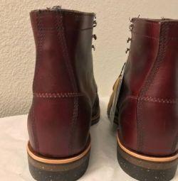 Chippewa 1939 Чоловічі черевики Chromexel 11 Бургундія