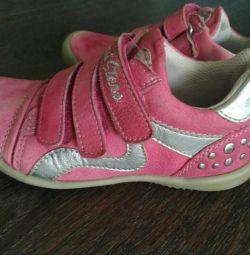 Αθλητικά παπούτσια, δερμάτινα υποδήματα 26