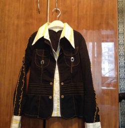 Stylish city girl blouse size xs