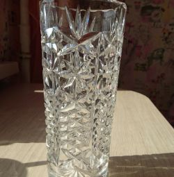 Crystal Vase