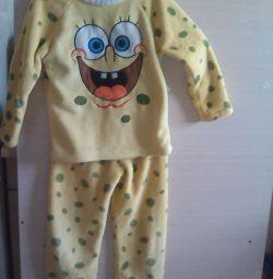 Home Plush Costume