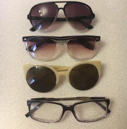 Sunglasses and image glasses