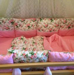 Cushion sides on order