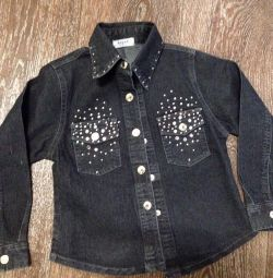 Baby denim items