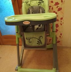 Geburt beslenme için sandalye