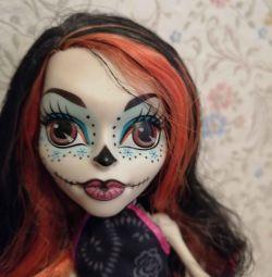 Базовая, Скилита. Кукла Монстр хвй. От Мателл