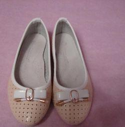 Pantofi (pantofi de balet), mărime 28
