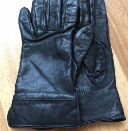 Mănuși pentru femei mărime 7 piele autentică