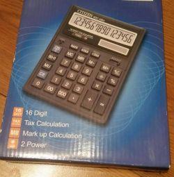 Calculator Citizen SDC-435