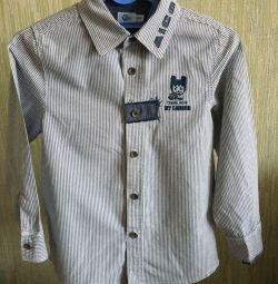 Children's shirt r-p 120