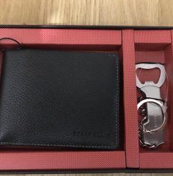 Erkek cüzdanını satmak