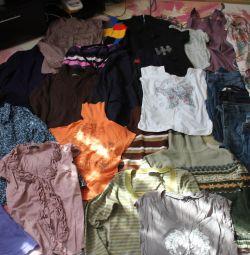 Речі для дівчини пакетом 46-48 розмір