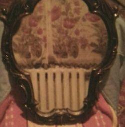 cupru oglindă cadru