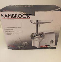 Kambrook 400 elektrikli kıyma makinesi