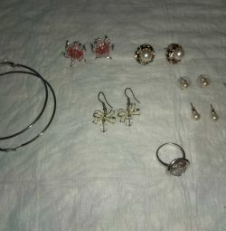 Jewelry, earrings