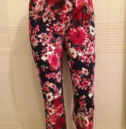 New pants ? cotton