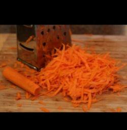Carrot frozen frozen