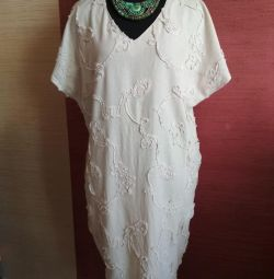 Ιδανικό φόρεμα από λινό