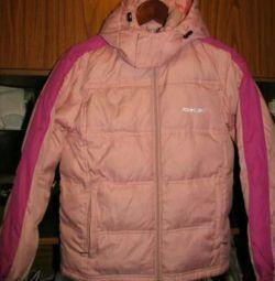 Детские куртки адидас