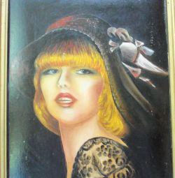 Painting A Glazunov
