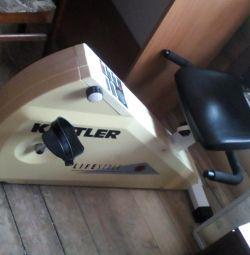 Exercise bike ketler d-59469.